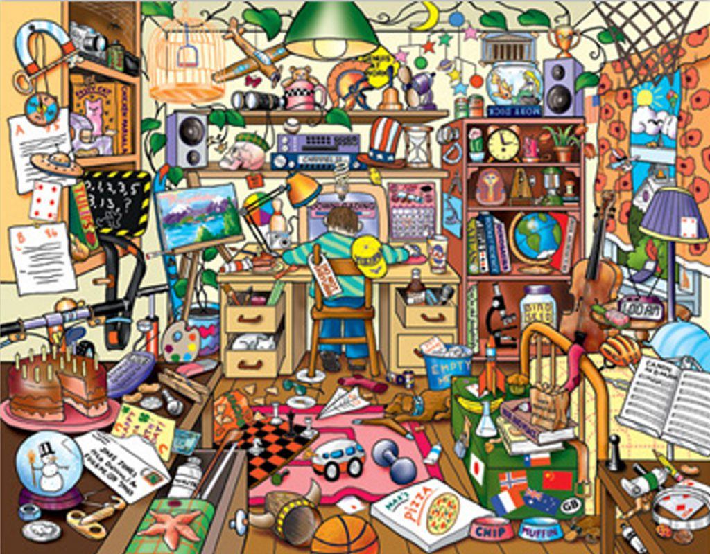 Are You A Hoarder? – Then Learn The Art Of Tidying