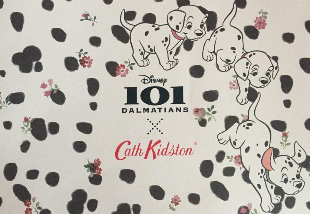 Disney 101 Dalmations x Cath Kidston