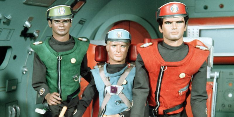Awesome Gifts for the 50th Anniversary of Captain Scarlet & the Mysterons