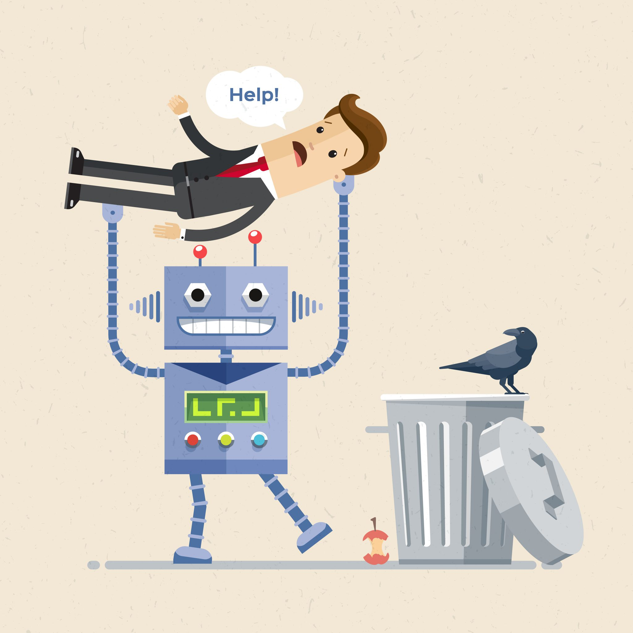 Are Robots Taking Over Our Jobs?