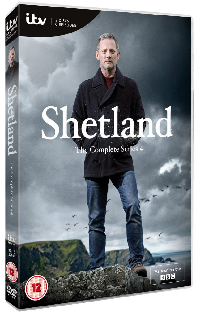 Shetland TV Series available to own on DVD