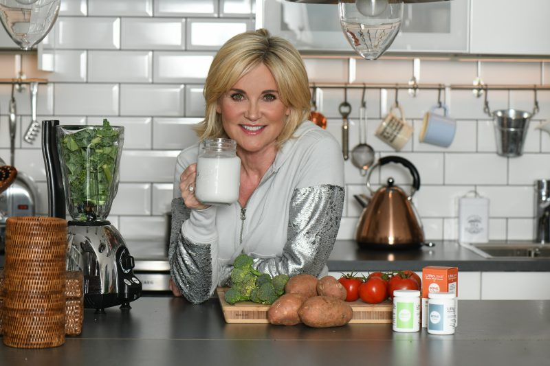 TV Presenter Anthea Turner Aims to Stay Super Fit in a Drive for Healthier Bones