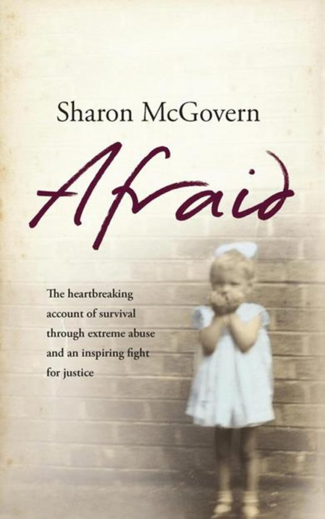 Afraid by Sharon McGovern