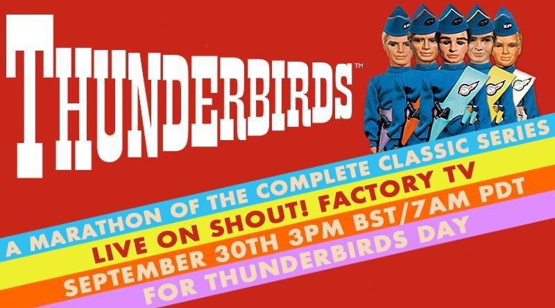 CELEBRATE THUNDERBIRDS DAY WITH A 34-HOUR MARATHON