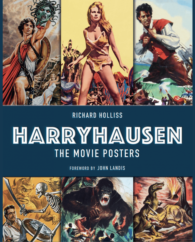The Ray and Diana Harryhausen Foundation