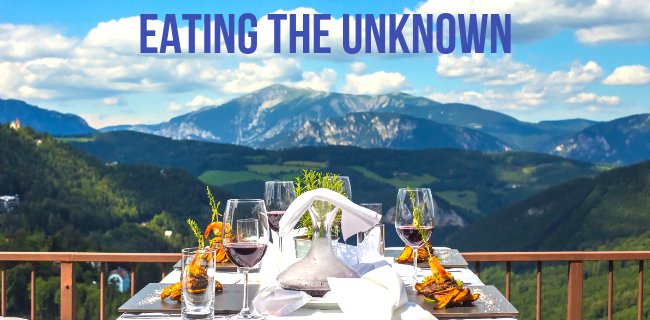 Eating the Unknown – A Gastronomic Journey through Europe
