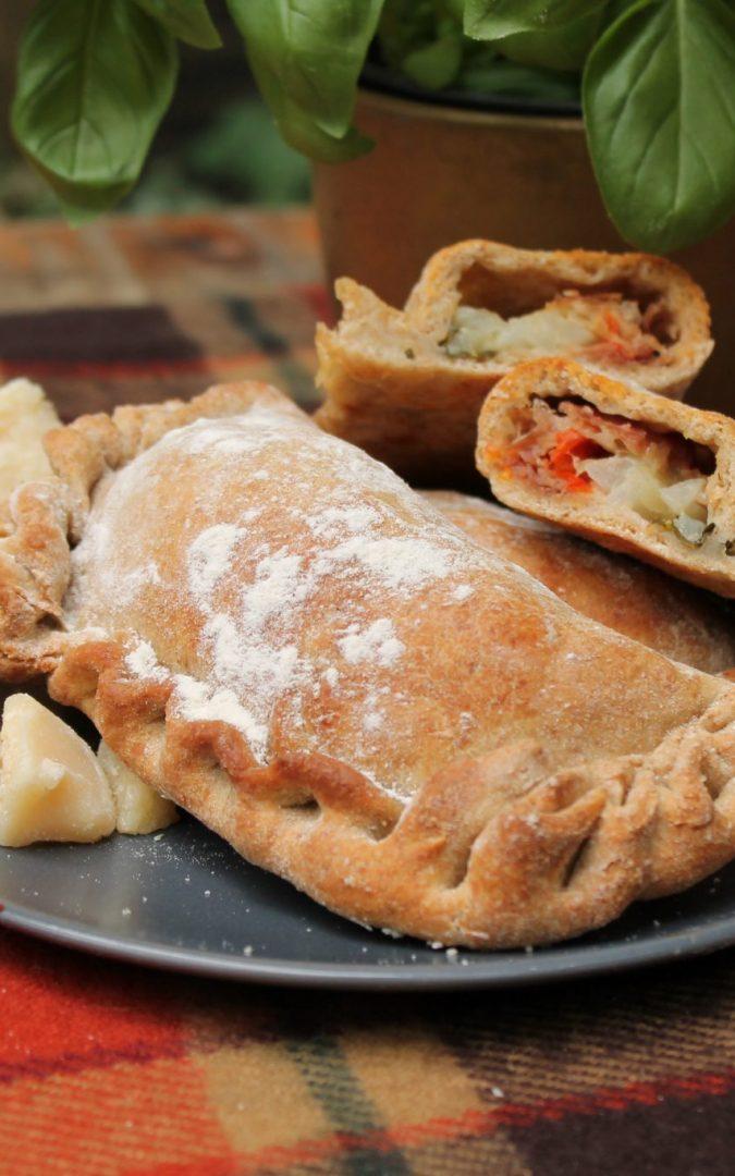 Mediterranean Bread Parcels
