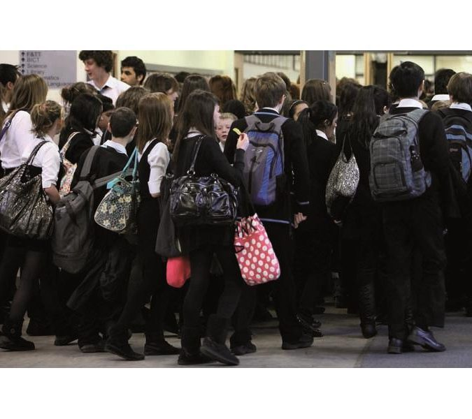 How to prepare your child for the move up to secondary school