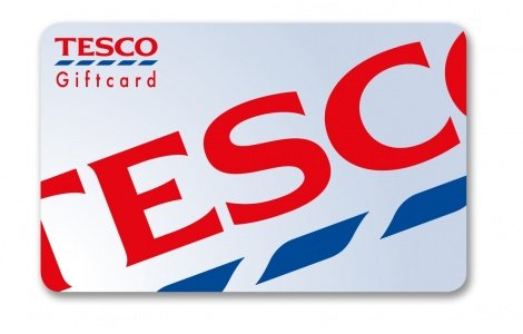 WIN a £25 TESCO Gift Card