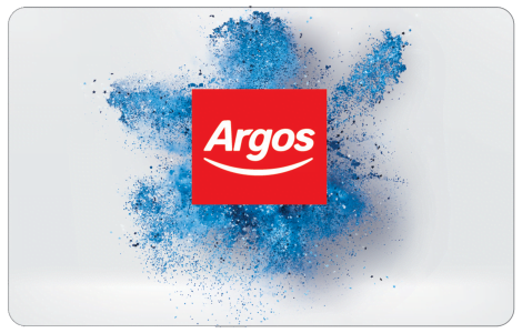 Win a £25 ARGOS Gift Card