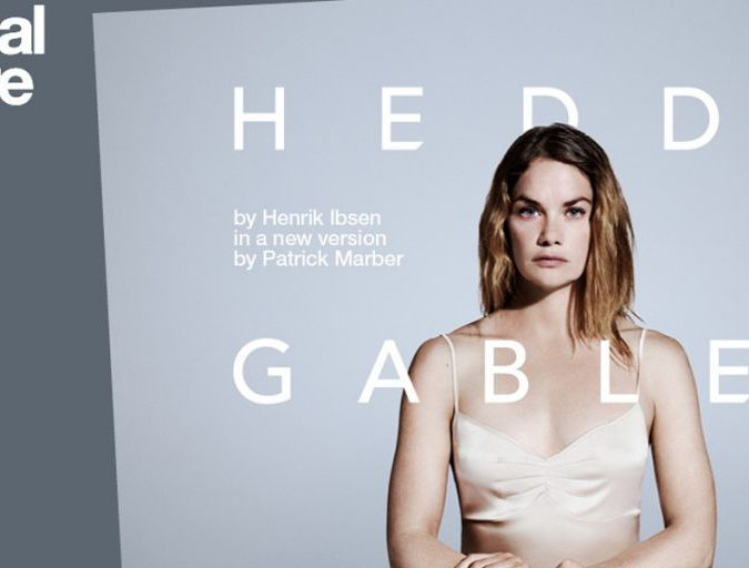 Ruth Wilson as Hedda Gabler at the National Theatre