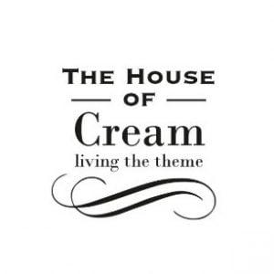house cream logo