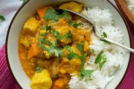 Malayan Chicken Curry