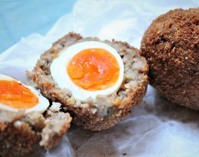 Recipe: Parmesan Scotch Eggs with Parmigiano-Reggiano