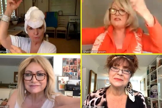 THE NEW CHAT SHOW WONDERBIRDS – TAKING THE NATION BY STORM