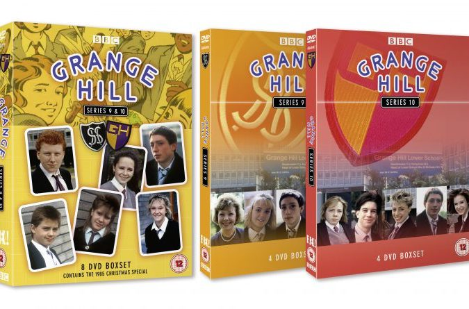 Grange Hill Series 9 & Series 10 Box Set – Available to own from 19th October 2020