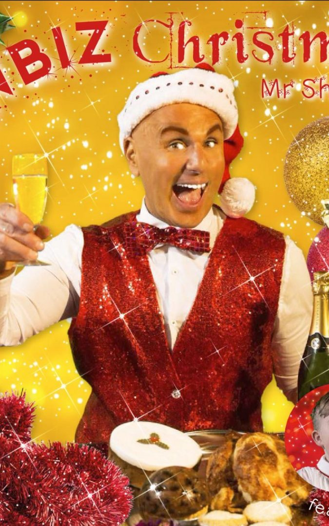 BIG BROTHER'S Mr Showbiz is back with a Camptastic Charity Christmas single