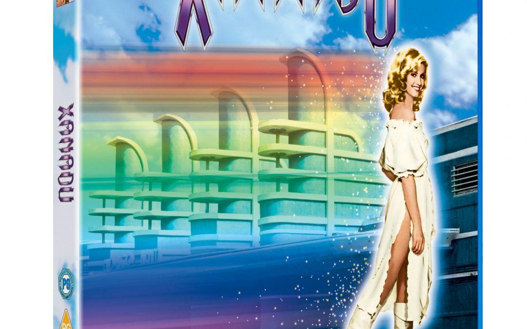 Fabulous Films present the DVD & Blu-ray release of Xanadu.