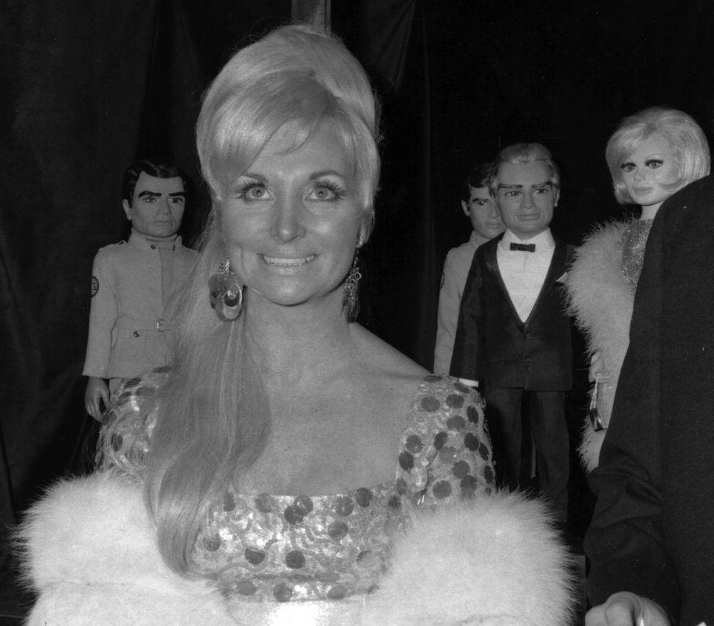 Sylvia Anderson - Thunderbirds Are Go Premiere