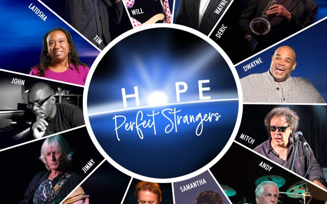 New Album Release – PERFECT STRANGERS 'HOPE'