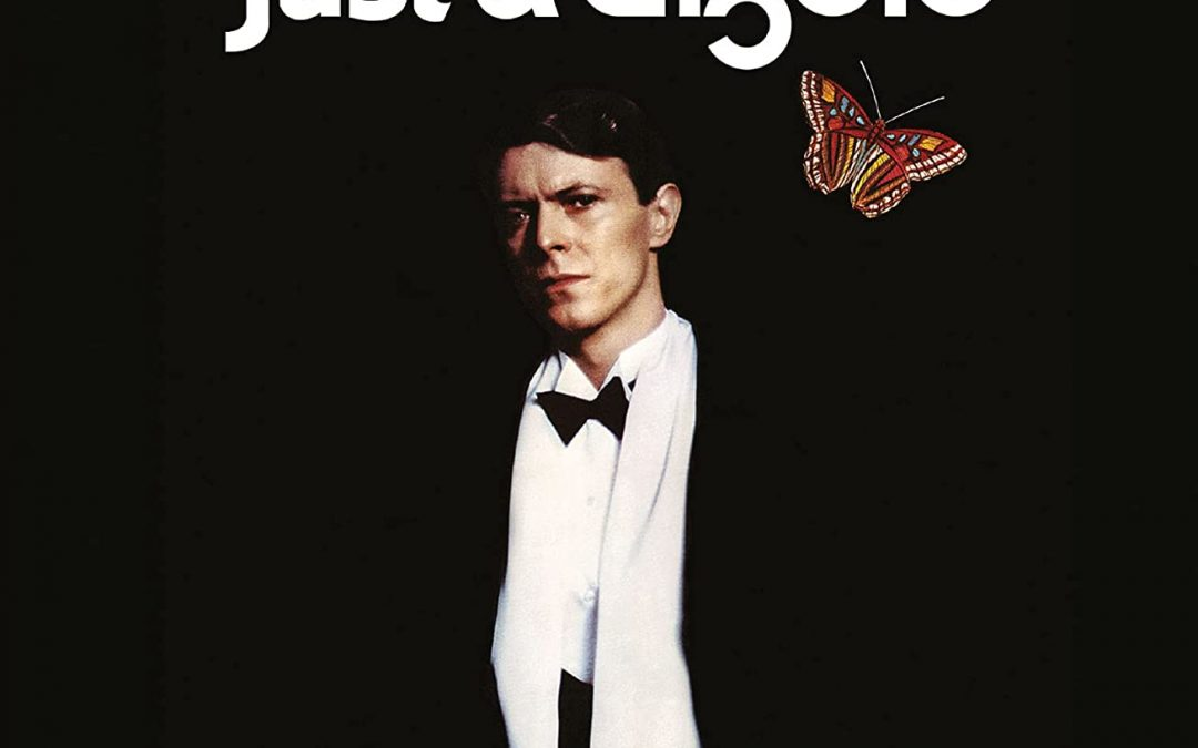 Pre-order BluRay release of – David Bowie in 'Just a Giglo'